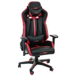 Fotel Gamingowy G-Racer 1 Dla Gracza czerwony