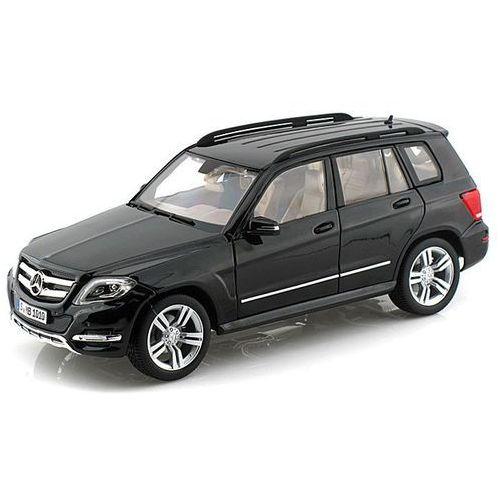 Osobowe dla dzieci, Mercedes GLK-Class black GTA - Welly