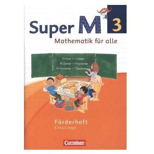 Pozostałe książki, 3. Schuljahr, Förderheft Einstiege Heinze, Klaus