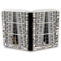 Notesy, Notes Gee Lace Curtains 13,5x19,5 NARCISSUS