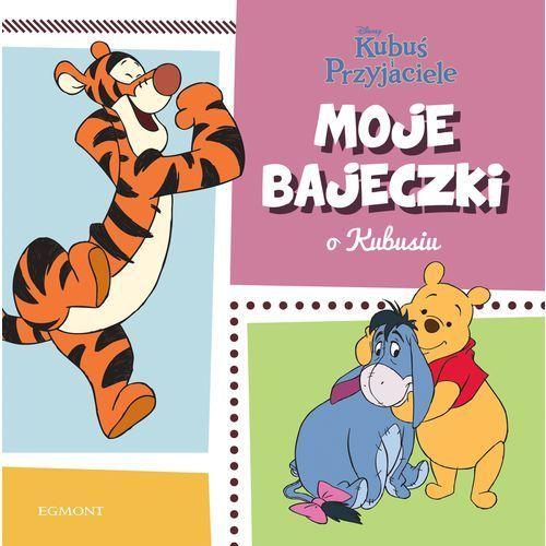Książki dla dzieci, Kubuś i przyjaciele Moje bajeczki (opr. miękka)