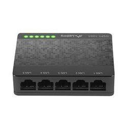 Switch Lanberg DSP1-1005 5x 10/100/1000Mbps- natychmiastowa wysyłka, ponad 4000 punktów odbioru!