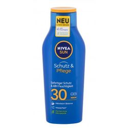 Nivea Sun Protect & Moisture SPF30 preparat do opalania ciała 400 ml unisex