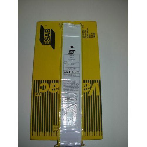 Akcesoria spawalnicze, ELEKTRODY OK 92.60 ø 3,2mm op. 21 szt. 0,7kg