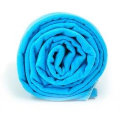 Ręcznik treningowy Dr.Bacty L niebieski - Niebieski