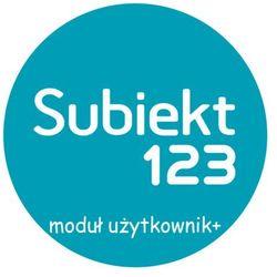 InsERT Subiekt 123 - moduł użytkownik+ - 1 rok