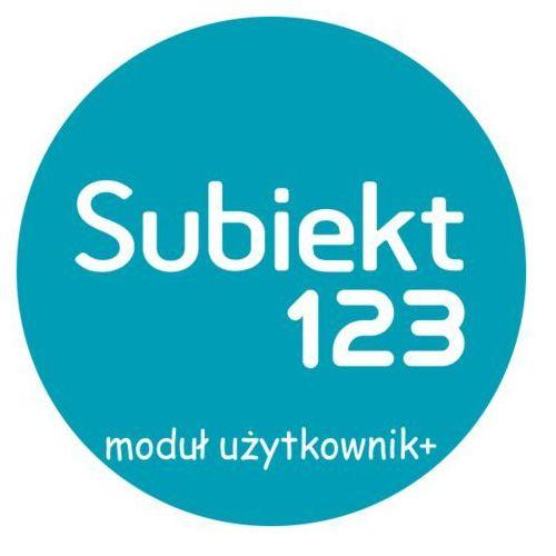 Programy kadrowe i finansowe, InsERT Subiekt 123 - moduł użytkownik+ - 1 rok