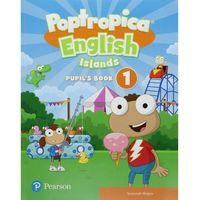Książki do nauki języka, Poptropica English Islands 1. Pupils Book + Online World Access Code - książka