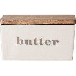 Pojemnik na masło z pokrywką / maselniczka - Bloomingville