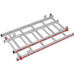 Zestaw do rozbudowy, do regulacji wysokości,do aluminiowej drabiny platformowej