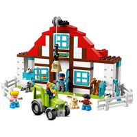 Klocki dla dzieci, Lego DUPLO Przygody na farmie farm adventures 10869