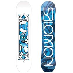 NOWA DESKA SNOWBOARD SALOMON GYPSY GROM 133 CM