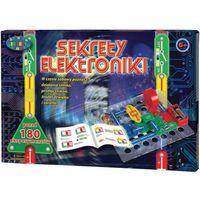 Pozostałe zabawki edukacyjne, Sekrety Elektroniki 180 eksperymentów