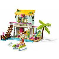 Klocki dla dzieci, 41428 DOMEK NA PLAŻY (Beach House) KLOCKI LEGO FRIENDS