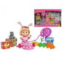 Pozostałe zabawki, Simba Masza i Niedźwiedź Przyjęcie urodzinowe