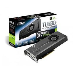ASUS GeForce GTX 1070 Ti Turbo 8GB GDDR5 256 bit