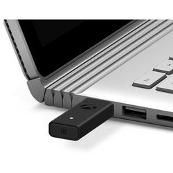 Adapter bezprzewodowy kontrolera Xbox One do urządzeń z systemem Windows 10