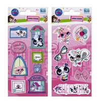 Naklejki, Naklejki Sticker BOO capsule Littlest Pet Shop
