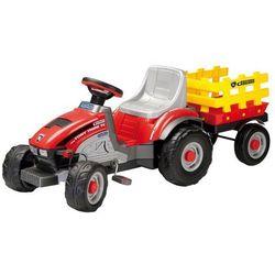 PEG PEREGO Traktor na pedały Mini Tony Tigre Tc 523 - BEZPŁATNY ODBIÓR: WROCŁAW!