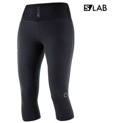 Legginsy Salomon S/LAB NSO Mid Tight W Black