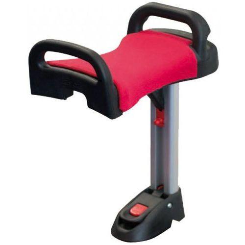 Dostawki do wózków, Lascal Siedzisko Buggy Board MAXI, czerwone
