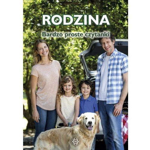 Książki dla dzieci, Rodzina. Bardzo proste czytanki (opr. broszurowa)