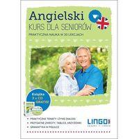 Książki do nauki języka, Angielski. Kurs dla seniorów. Pakiet multimedialny. Praktyczna nauka w 30 lekcjach (opr. kartonowa)