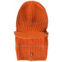 Fjallraven Unisex Lappland czapka kominiarka, pomarańczowa, jeden rozmiar