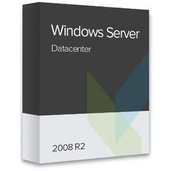 Windows Server 2008 R2 Datacenter elektroniczny certyfikat