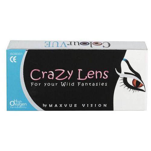 Soczewki kontaktowe, Crazy Lens RX 2 szt - z mocami
