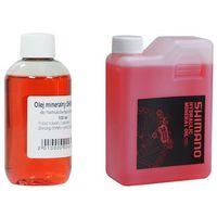 Narzędzia rowerowe i smary, OLEJ_SHIMANO_100 Olej mineralny Shimano do hamulców hydraulicznych 100 ml