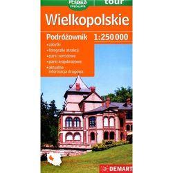 Wielkopolskie podróżownik mapa samochodowa (opr. miękka)