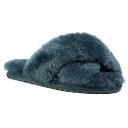 Kapcie EMU AUSTRALIA - Mayberry W11573 Deep Teal