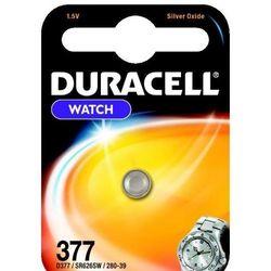 bateria srebrowa mini Duracell 377-376 / G4 / SR626SW