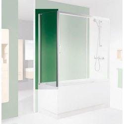 SANPLAST ścianka nawannowa TX5 80 do drzwi przesuwnych, szkło GY (parawan) SS0-W/TX5b-80 600-271-1680-38-501