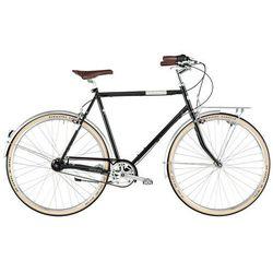 """Ortler Bricktown, czarny 50cm (28"""") 2021 Rowery miejskie Przy złożeniu zamówienia do godziny 16 ( od Pon. do Pt., wszystkie metody płatności z wyjątkiem przelewu bankowego), wysyłka odbędzie się tego samego dnia."""