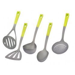 Zestaw przyborów kuchennych z kolekcji SANA 5 elementów FACKELMANN