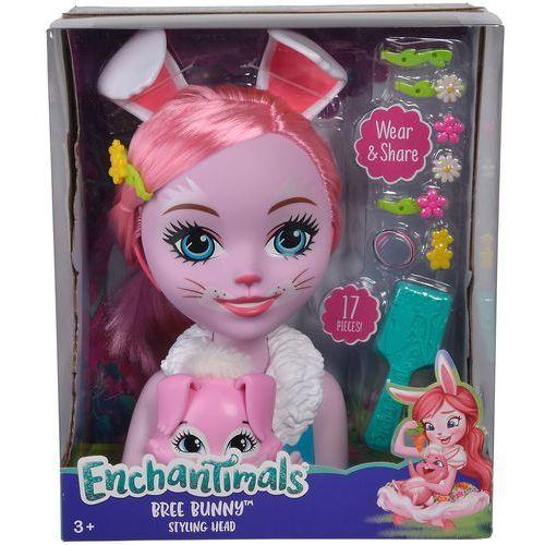 Głowy do stylizacji dla dziewczynek, Głowa do stylizacji Enchantimals - DARMOWA DOSTAWA OD 199 ZŁ!!!