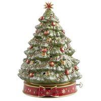 Ozdoby świąteczne, Villeroy & Boch - Toy's Delight Lampion z pozytywką choinka