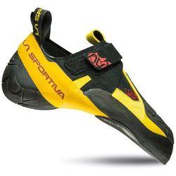 La Sportiva Skwama But wspinaczkowy żółty/czarny 40 2019 Buty wspinaczkowe wsuwane
