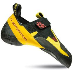La Sportiva Skwama But wspinaczkowy żółty/czarny 41 1/2 2019 Buty wspinaczkowe wsuwane
