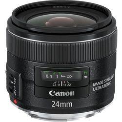 Canon 24 mm f/2.8 EF IS USM - Cashback 300 zł przy zakupie z aparatem!