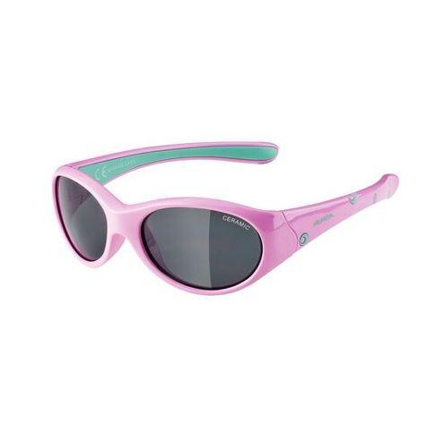 Okulary przeciwsłoneczne dla dzieci, Alpina Flexxy Girl Okulary rowerowe Dzieci różowy 2018 Okulary przeciwsłoneczne dla dzieci