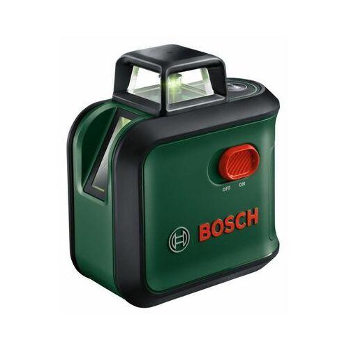 Pozostałe akcesoria do narzędzi, Laser krzyżowy Advlevel 360 + statyw TT 150 BOSCH