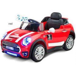 Samochód na akumulator Toyz Maxi Red