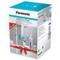 Irygatory do zębów, PANASONIC zestaw Oral Care - irygator do zębów EW1411 + szczoteczka soniczna DM81