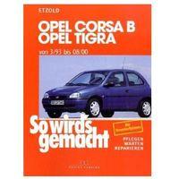 Biblioteka motoryzacji, Opel Corsa B, Tigra 3/1993 - 8/2000