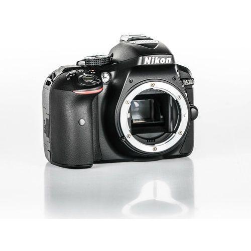 Lustrzanki cyfrowe, Nikon D5300
