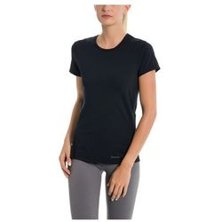 koszulka BENCH - Active Mesh Tape T-Shirt Black Beauty (BK11179) rozmiar: S