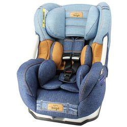 Nania fotelik samochodowy ERIS Premium, denim blue - BEZPŁATNY ODBIÓR: WROCŁAW!